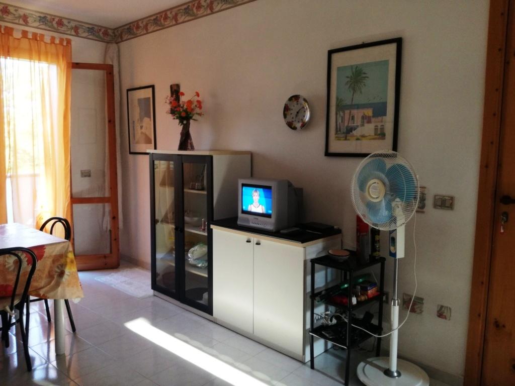 Cod. V 050 TORRE SARACENA  Appartamento al P.P. con giardino privato al piano terra