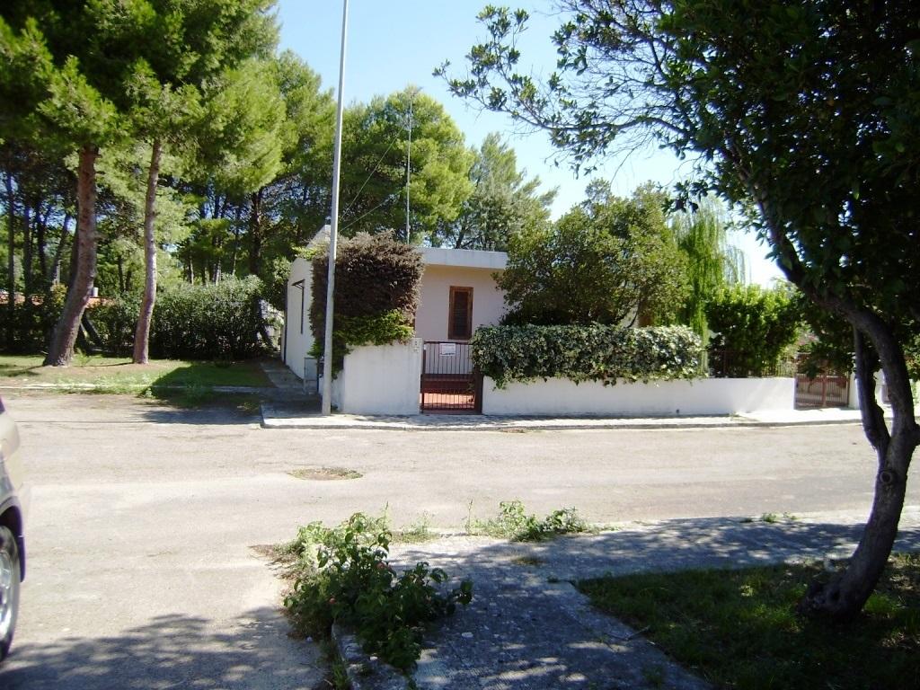 Cod. V 016. TORRE SARACENA All'0mbra della pineta Villetta Trilocale due bagni.