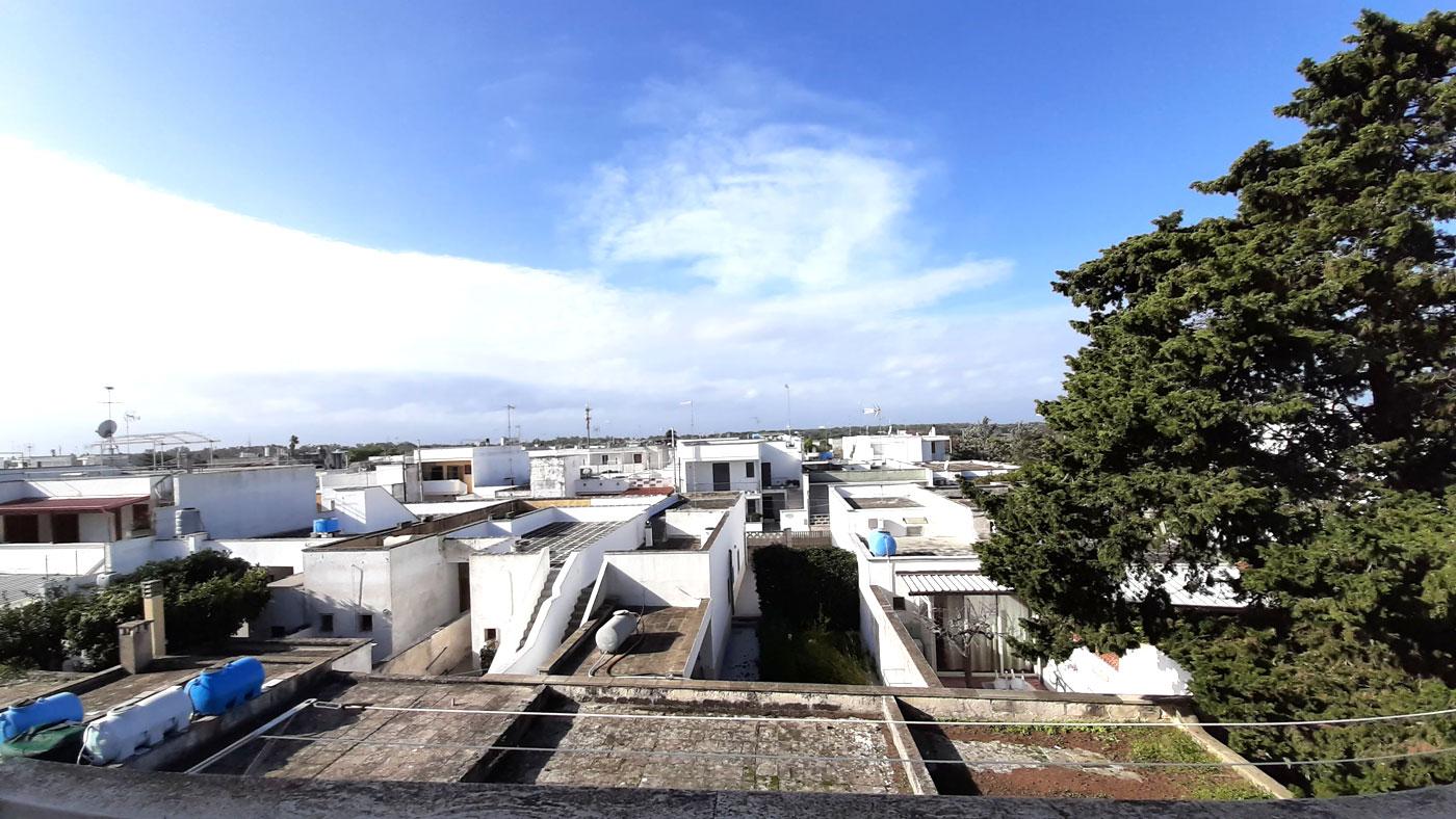 Torre dell'Orso appartamento vista mare Cod V081